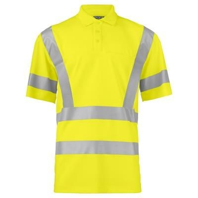 Picture of HI-VIS PIQUÉ TOP