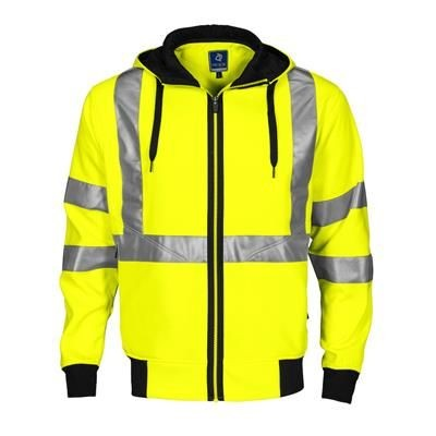 Picture of HOODED HOODY HIGH VISIBILITY REFLECTIVE TOP