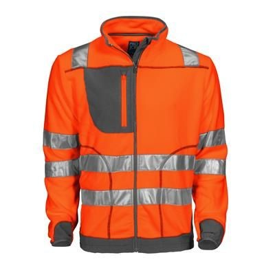 Picture of PROJOB HI VIS FLEECE JACKET in Yellow