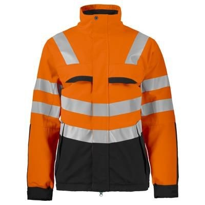 Picture of HIGH VISIBILITY REFLECTIVE JACKET with Detachable Hood & Transfer Reflectors