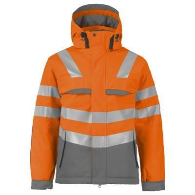 Picture of WIND AND WATER-PROOF LINED JACKET with Detachable Hood & Transfer Reflectors