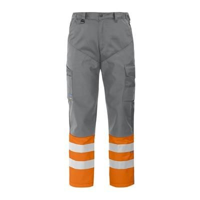 Picture of PROJOB HIGH VISIBILITY REFLECTIVE SAFETY TROUSERS