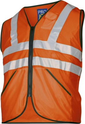 Picture of PROJOB HIGH VISILIBILITY SAFETY VEST