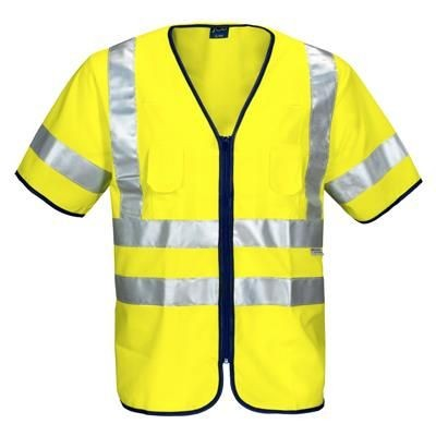 Picture of HIGH VISIBILITY REFLECTIVE WAISTCOAT VEST