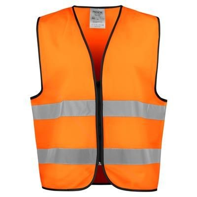 Picture of SIMPLER VEST with Zipper Closure at Front
