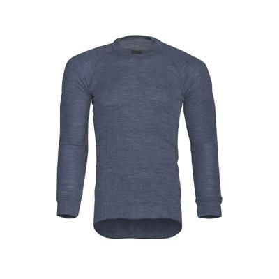 Picture of ROUND NECK UNDERSHIRT in Blue Melange