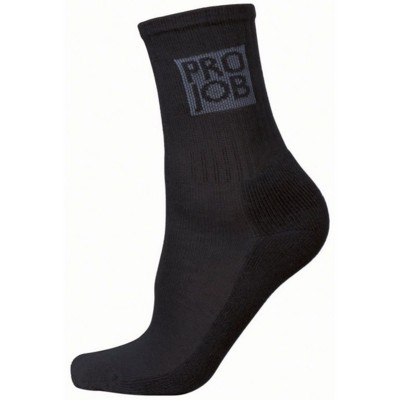 Picture of SUPPLE WORK SOCKS in Black