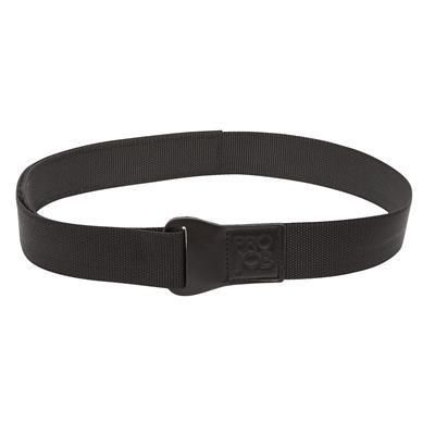 Picture of LEATHER BUCKLE BELT in Black