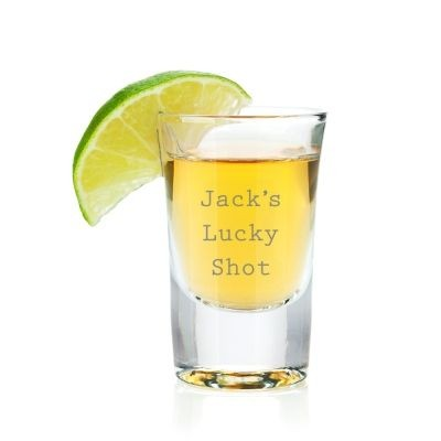 Picture of PERSONALISED 28ML SHOT GLASS