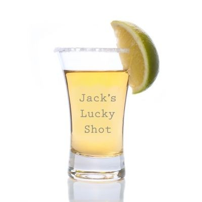 Picture of PERSONALISED 45ML SHOT GLASS