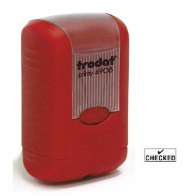 Picture of PRINTY 4908 SELF-INKING STAMP