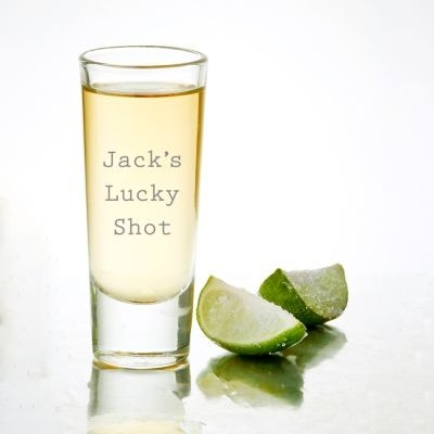 Picture of PERSONALISED 50ML SHOT GLASS