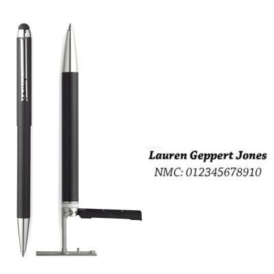Picture of BLACK GOLDRING SMART STYLE PEN STAMP