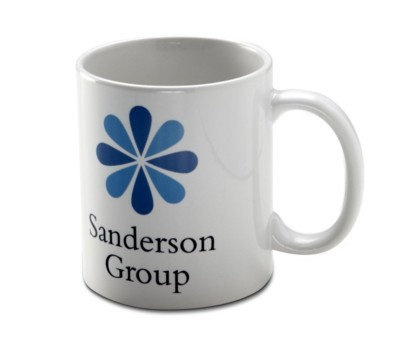 Picture of PERSONALISED WHITE MUG