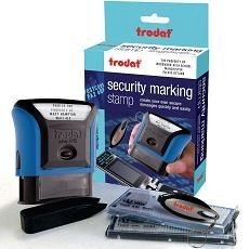 Picture of TRODAT SECURITY MARKING STAMP