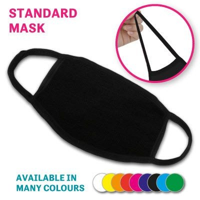 Picture of STANDARD 3 x LAYER REUSABLE FACE MASK