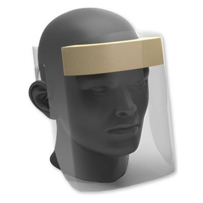 Picture of REUSABLE VISOR
