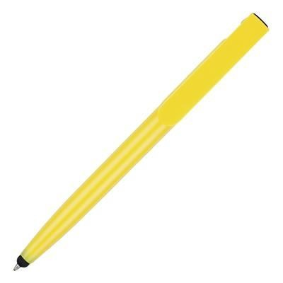 Picture of PHONE- UP BALL PEN in Yellow