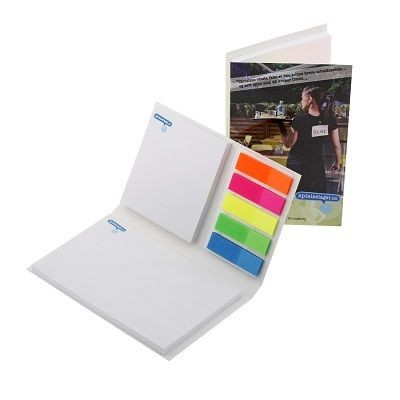 Picture of ADHESIVE NOTE COMBI PAD SET in Card Cover