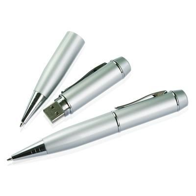 Picture of METAL BALL POINT PEN USB MEMORY DRIVE
