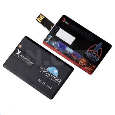 Picture of SLIM CREDIT CARD USB MEMORY STICK