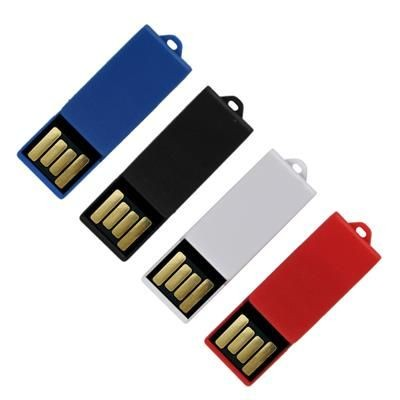 Picture of PLASTIC CLIP STYLE USB MEMORY STICK