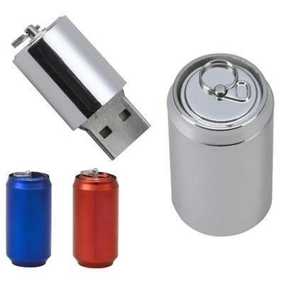 Picture of NOVELTY DRINK CAN USB FLASH DRIVE