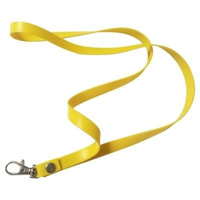 Picture of 20MM SILICON LANYARD