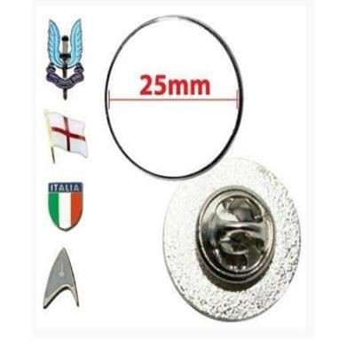 Picture of 25MM LAPEL PIN BADGE