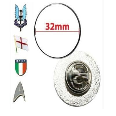 Picture of 32MM LAPEL PIN BADGE