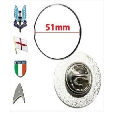 Picture of 51MM LAPEL PIN BADGE