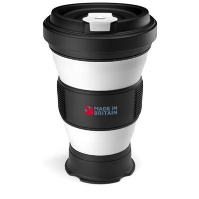 Picture of POKITO REUSABLE COLLAPSIBLE CUP in Black
