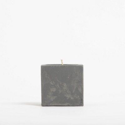 Picture of SMALL CONCRETE CANDLE - BATTLESHIP