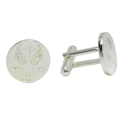 Picture of ENGRAVED DIAMOND CUFF LINKS