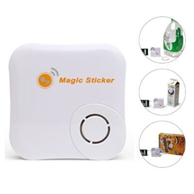 Picture of MAGIC STICKER PROMO SPEAKER in White