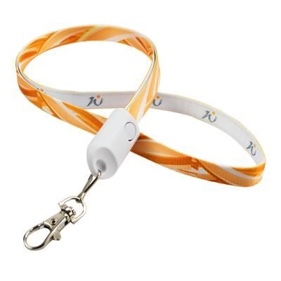 Picture of SMART 2-IN-1 LANYARD
