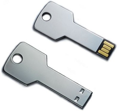 Picture of USB FLASH DRIVE MEMORY STICK in Silver