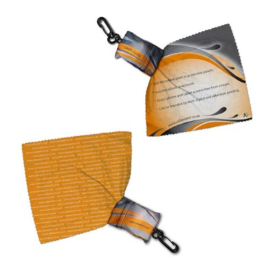 Picture of SOFT MICROFIBRE CLOTH in Protective Pouch