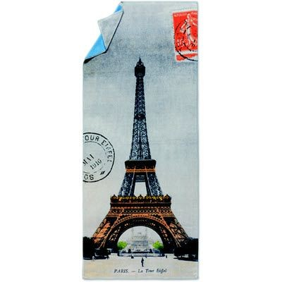 Picture of BEACH TOWEL with Photo Realistic Digital Print
