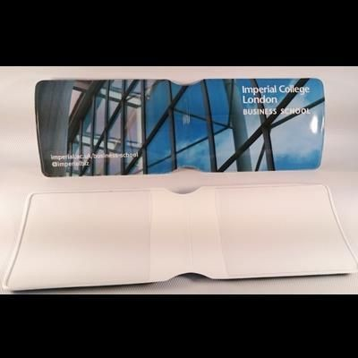 Picture of FULL COLOUR DIGITAL PRINTED PVC STANDARD OYSTER STYLE TRAVEL CARD HOLDER