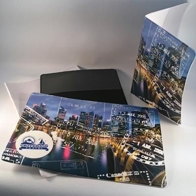 Picture of FULL COLOUR DIGITAL PRINTED PVC PASSPORT COVER