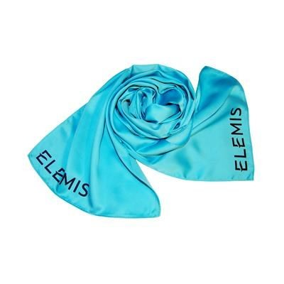 Picture of PURE SILK PRINTED LADIES SCARF