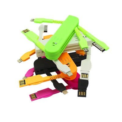 Picture of SWISS KNIFE USBS SYNC AND CHARGER CABLE ADAPTOR