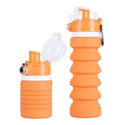 Picture of COLLAPSIBLE FOLDING CARABINER WATER BOTTLE