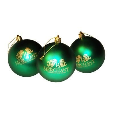 Picture of BESPOKE PRINTED CHRISTMAS BAUBLE