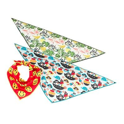 Picture of COOLING CAT AND DOG PET BANDANA