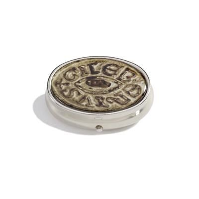 Picture of OVAL PILL BOX
