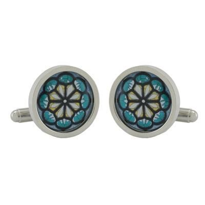 Picture of ROUND CUFF LINKS