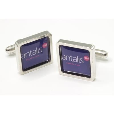 Picture of SQUARE CUFF LINKS