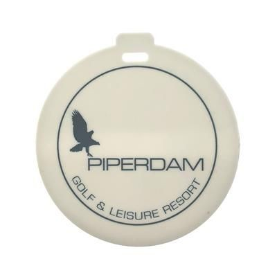 Picture of ROUND SHAPE DIGITAL PRINTED GOLF BAG TAG